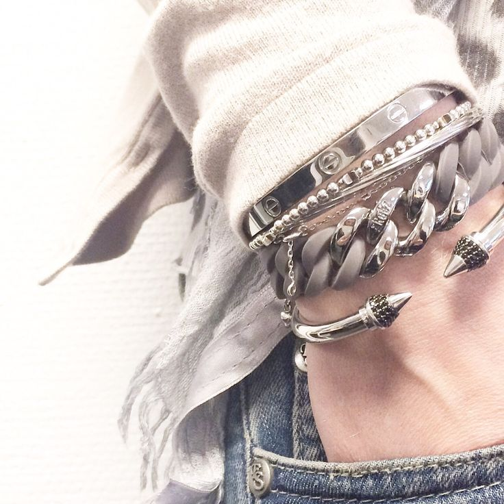 Silver jewellery - The Rubz - Bronzallure - Jewelz & More