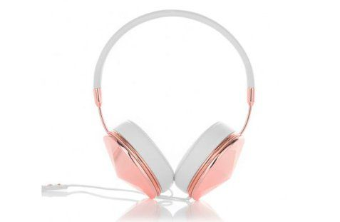 Casque audio The Taylor Blanc Rosegold Frends