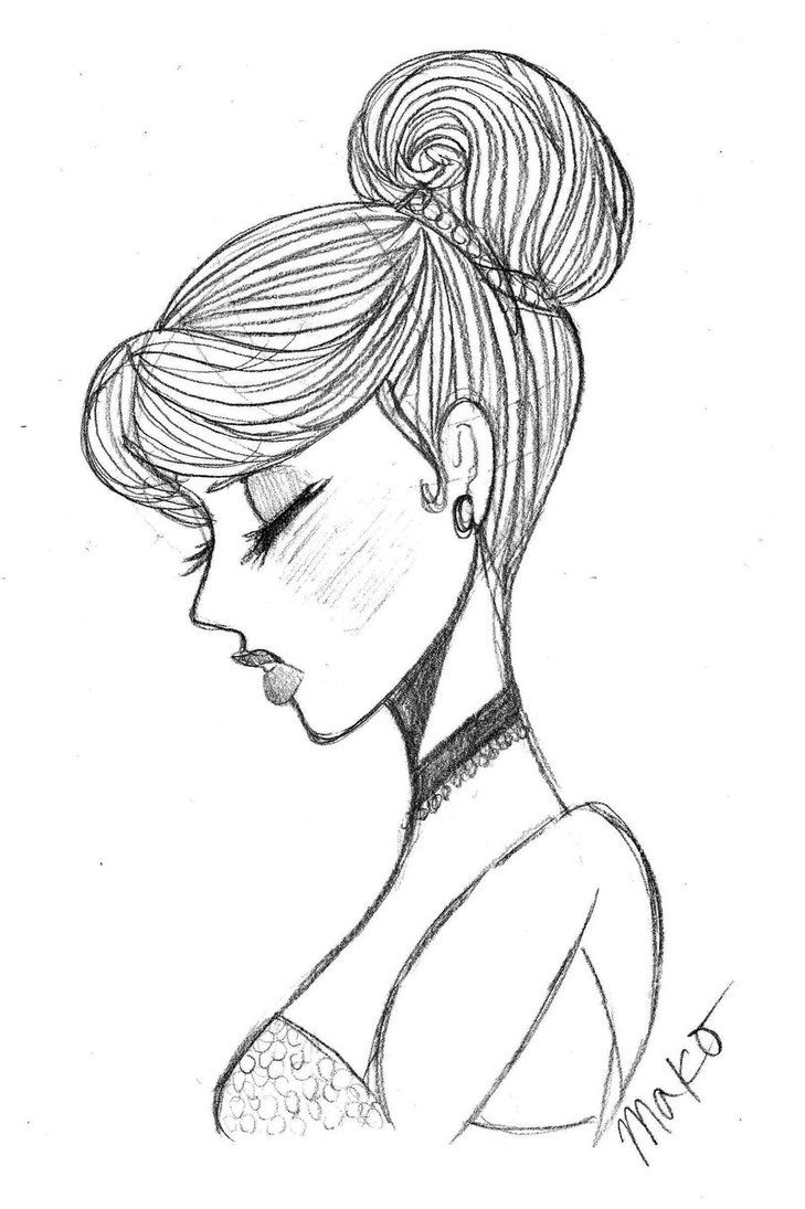 Doodle: Cinderella By Visionary-Mako