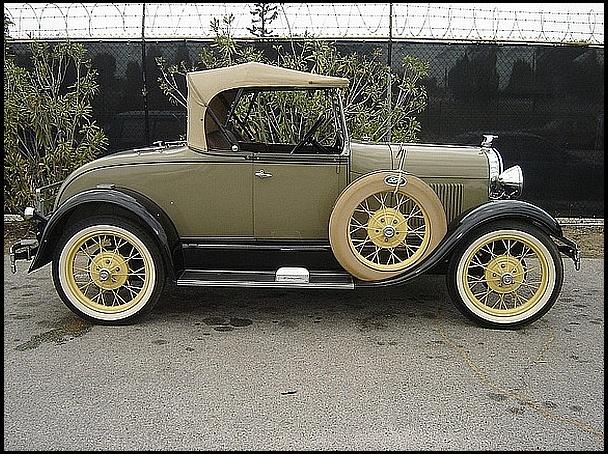 1929 Ford Roadster Pickup  #MecumHouston