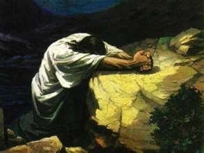 Garden of Gethsemane, do we forget what agony He went through for us