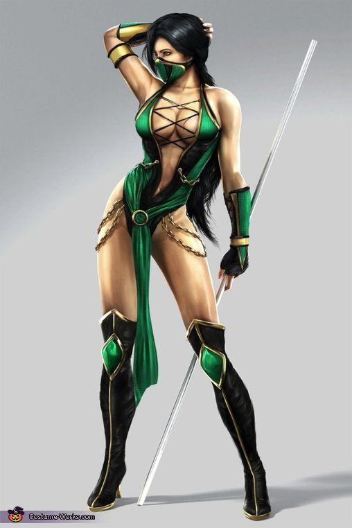 Mortal Kombat Characters