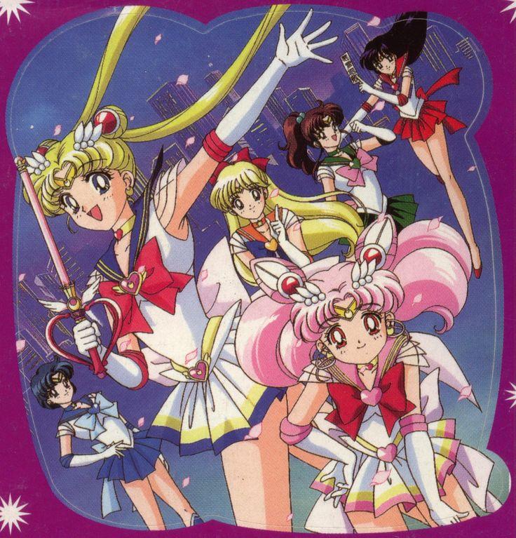 1000+ Ideas About Watch Sailor Moon Online On Pinterest