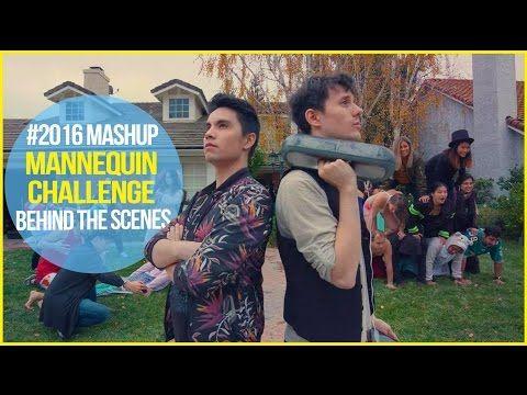 2016 Mashup Mannequin Challenge | BEHIND THE SCENES | KHS - YouTube