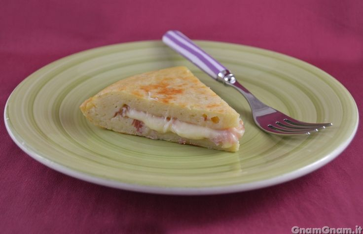 • Schiacciata di patate - Ricetta Schiacciata di patate