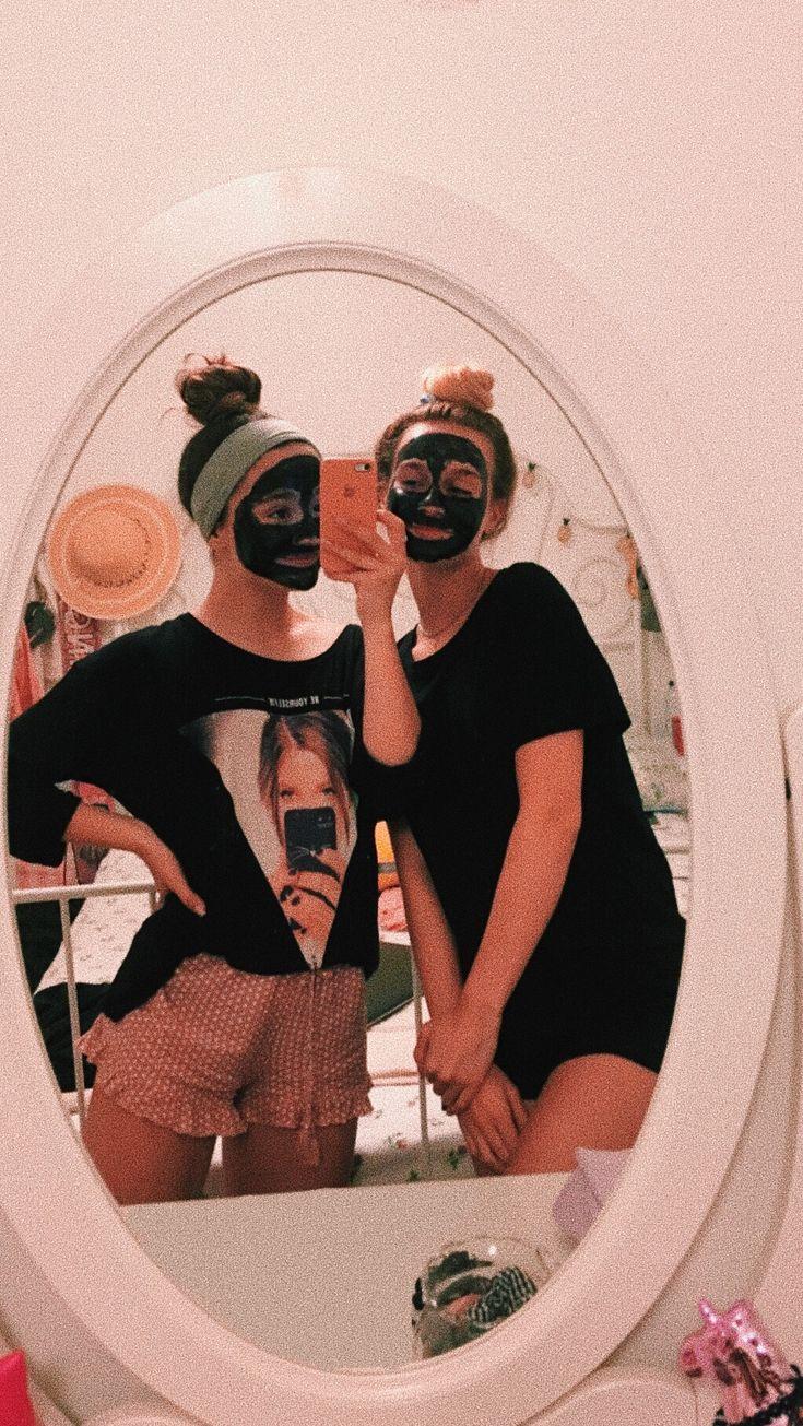 face mask time ;) – Kaelbles