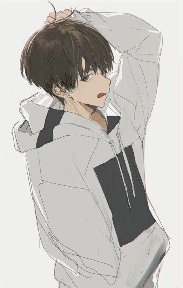 Ghim Của Sunny Tren Mam Mne Nravitsya Kun Manga Anime Anime
