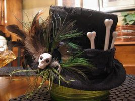 VooDoo hat by ~Archer-1 on deviantART