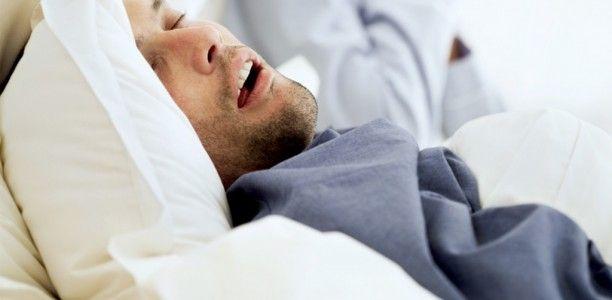 L'apnea del sonno … Alla fine è qualcosa di serio!
