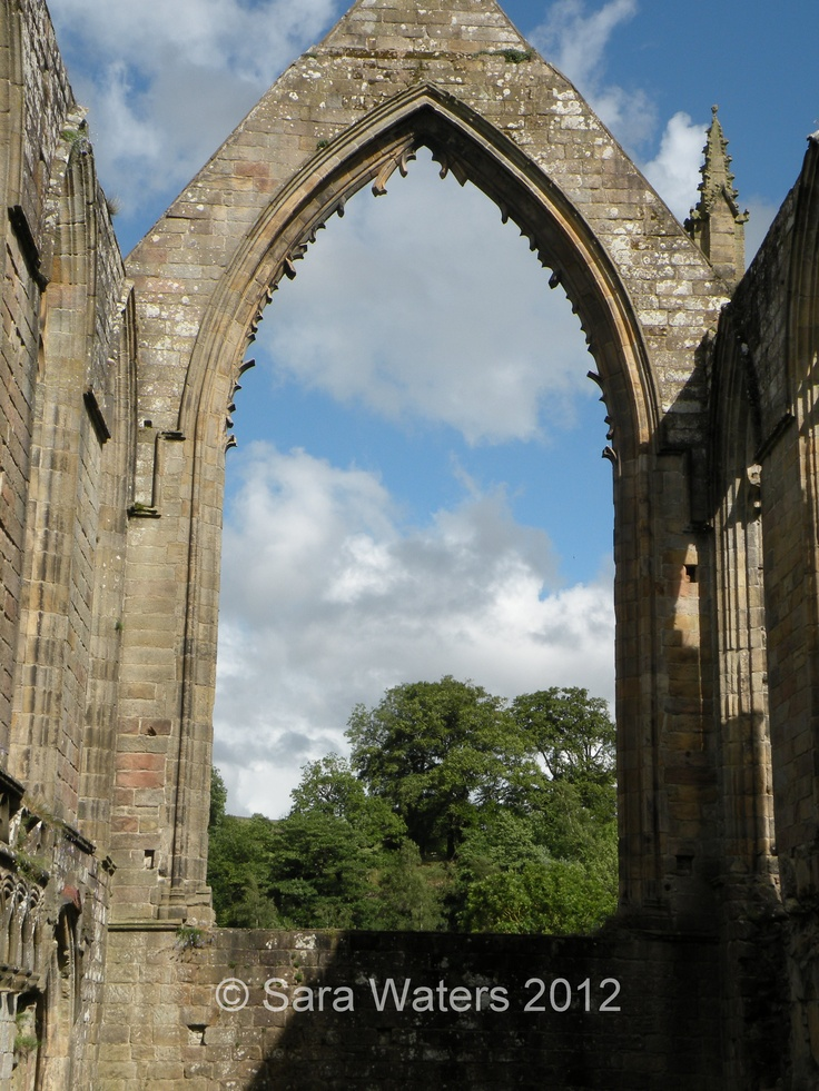 Bolton Abbey, Yorkshire Dales