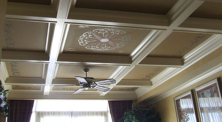 10 best ideas about ceilings on pinterest drywall for Coffered ceiling styles