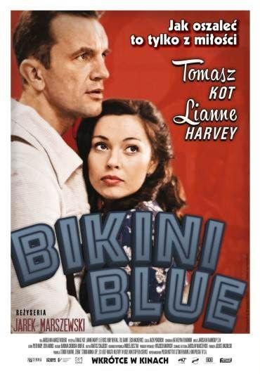 Bikini Blue (2017) - W kinach od 21 kwietnia, plakat - Film PL