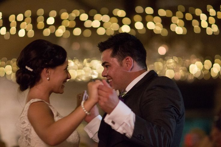 First Dance under the Fairy Lights @ Chateau Dore Winery