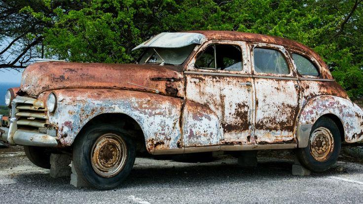 8 raisons d'acheter une voiture pourrie