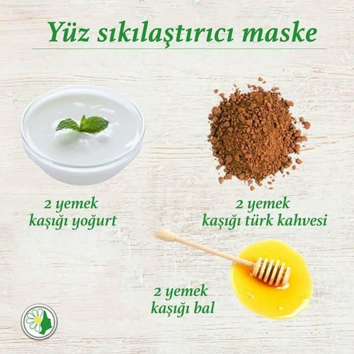 Facial Firming Mask -  Hautpflege-Rezepte