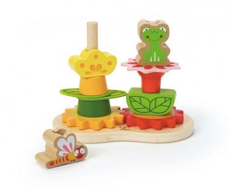 Tuin Stapelaar van Hape Toys - Speelgoed en Spel