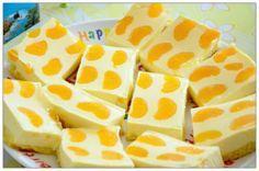 Quark Mandarinen Blechkuchen