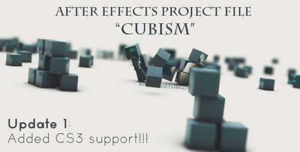 CUBISM After Effects Template at VideoHive only for $30 http://videohive.net/item/cubism/133515?ref=Stefoto