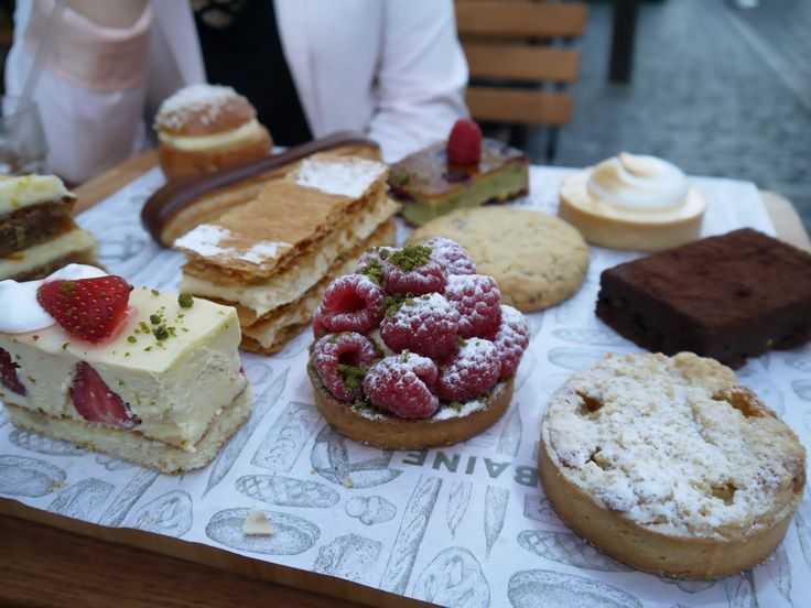 @rachelhosie tells us about her visit to our Deli in Covent Garden