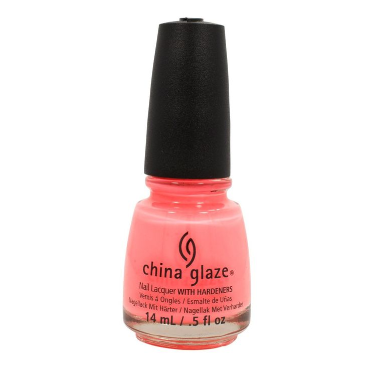 China Glaze Lacquer Nail Polish NEON & ON & ON - 1213