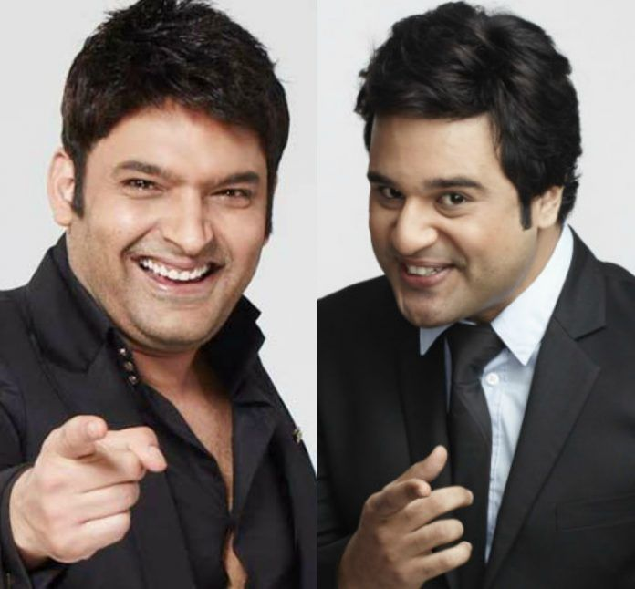 KRUSHNA ABHISHEK SAID THIS ABOUT KAPIL SHARMA'S COMEBACK WITH A GAME SHOW?