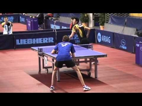 ▶ Liam PITCHFORD _The 'HOPE' of English Table Tennis? - YouTube