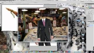 Collage med Photoshop – YouTube
