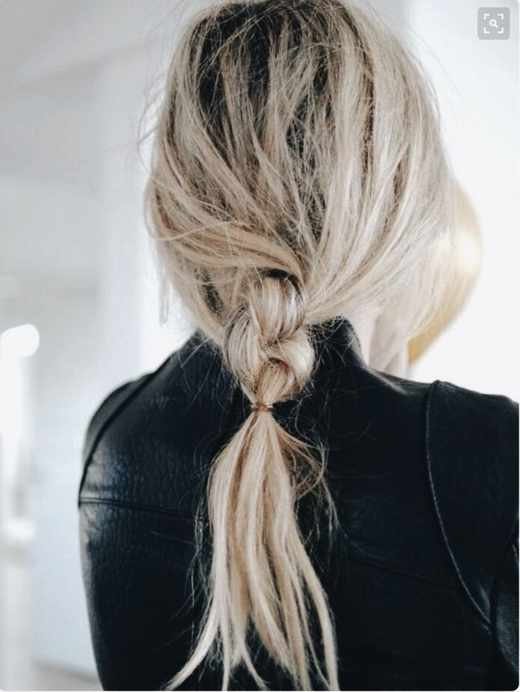 loose braid hairstyles simple plaits #hairgoals #hairstyles #haircolor #hairfashion # ...