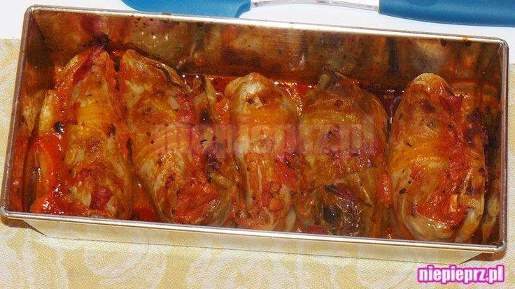 Gołąbki zapiekane w piekarniku. Idealne, dużo leszcze od tradycyjnych. Zrobisz…