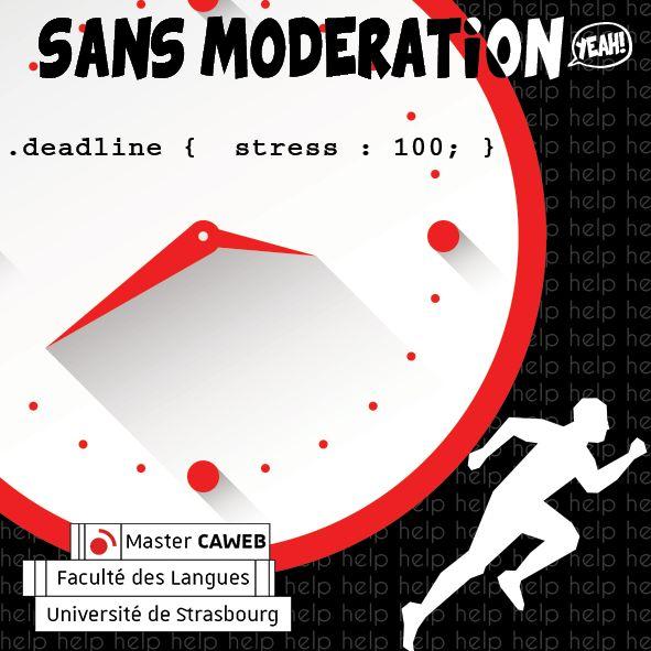 #SansModération #geek #css #humor #master #graphism