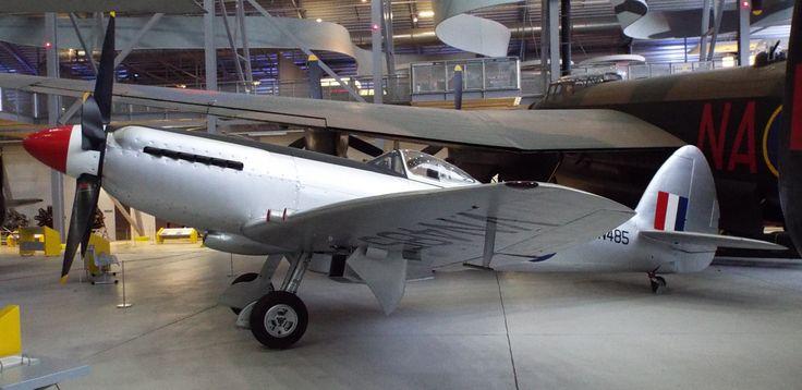 Supermarine Spitfire F-24 1946 Imperial War Museum Duxford
