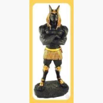 """Opener of the Way"" Proud Anubis Statue"
