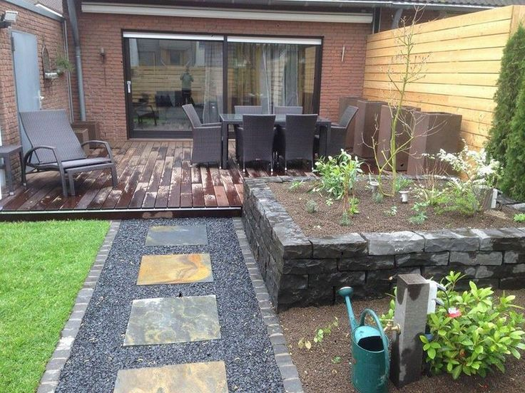 8 best Garten images on Pinterest Balcony, Facades and Fence design - sichtschutzzaun aus kunststoff gute alternative holzzaun