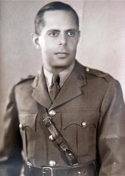 Major Alexis Casdagli,Battle of Crete - pin by Paolo Marzioli