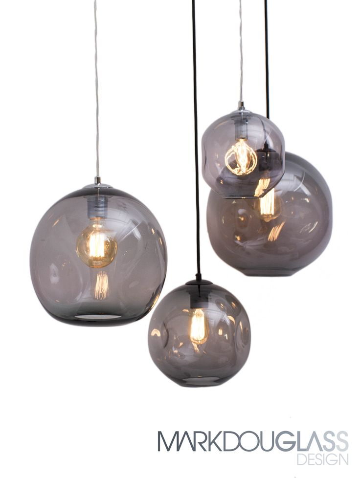 Dinted orbs are hand blown glass dinted spheres which creates playful patterns and lines throughout the glass from the internal globe. This is a great adaptation from the traditional orbs and when suspended in clusters, the overlapping colours create an appealing feature in any interior.
