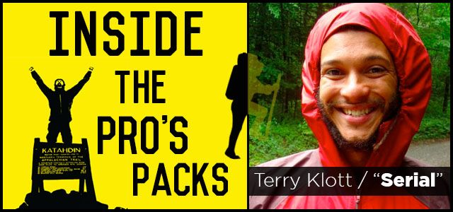 """This Appalachian Trail Gear list is courtesy of Terry """"Serial"""" Klott: Appalachian Trail thru-hiker, section-hiker, outfitter, and all around AT ninja."""