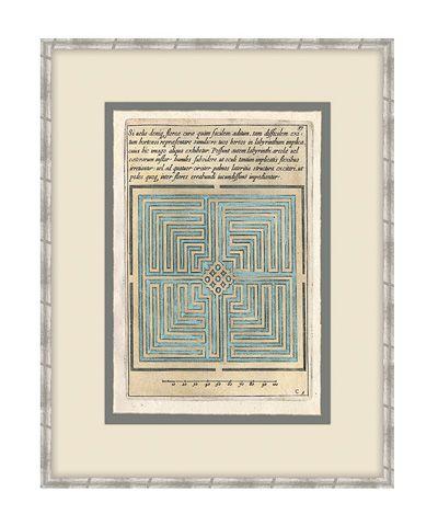35 best vintage garden renderings images on pinterest gardens antique garden maze blueprint malvernweather Choice Image