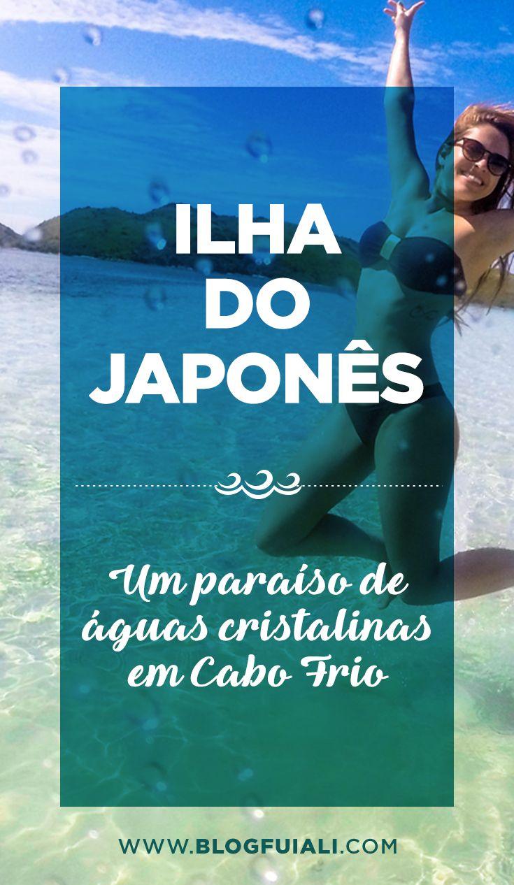 Que o Rio de Janeiro possui algumas das praias mais lindas do Brasil a gente já sabe. Mas você já ouviu falar na Ilha do Japonês, que fica em Cabo Frio? É uma das praias mais lindas com águas cristalinas. Uma ótima escolha pra sua viagem!