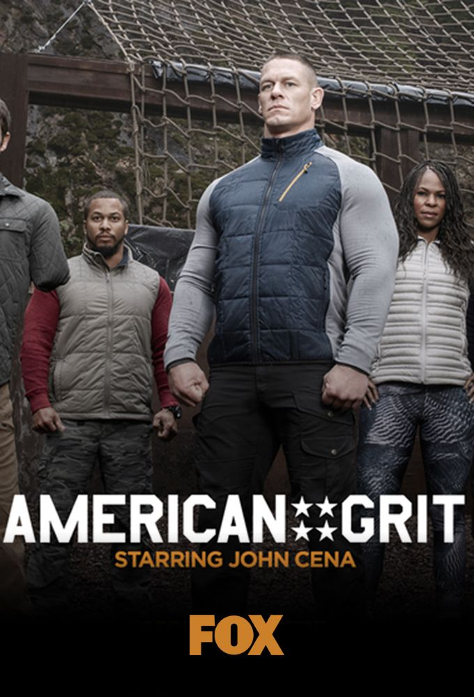 AMERICAN GRIT (First aired in 2016)