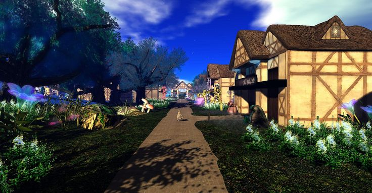 Fantasy Faire 2011 - Forest of Light_016