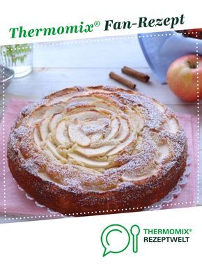 Mascarpone Apfelkuchen von NineBS. Ein Thermomix ® Rezept aus der Kategorie Bac …   – Необычная кухня
