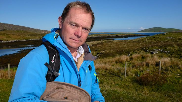 Paul Murton crosses the sea to Skye on the world's only manually operated…