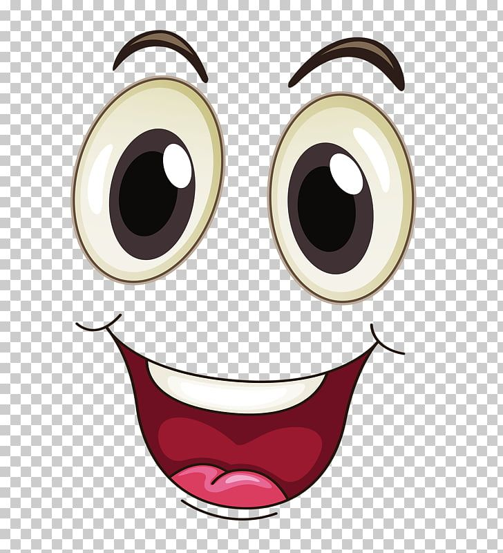 Eye Mouth Cartoon Face Happy Face Smiling Face Illustration Png Clipart Free Cliparts Uihere Cartoon Faces Emoticon Faces Face Illustration