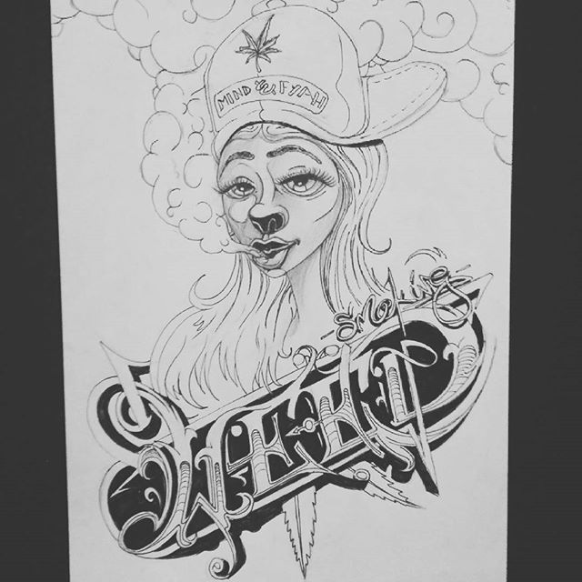 L1 Smoking weed ♥ planta Santa  #weed #marihuana #smoking #loveweed #style #ilustrations #tattoo #tattooartist #tatuaje #inkmaster #ink #inked #besttattoo #intatattoo #tattolife #tattooing #blackwork #thebesttattoo #artist #art #jonathanluengo @mindfyah @_artshow_ @tattoos_inspirations @thebestspaintattooartists…