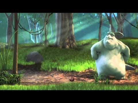 Big Bug Bunny - Animierter Kurzfilm / Animated Short Film - Ganzer Film gaat over pesten