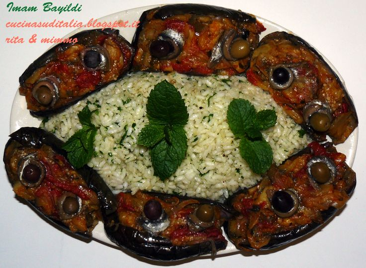 Imam Bayildi - http://cucinasuditalia.blogspot.it/2009/08/imam-bayildi.html