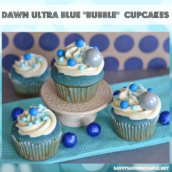 Bubble Cupcakes Recipe. Also perfect for Frozen Cupcakes!