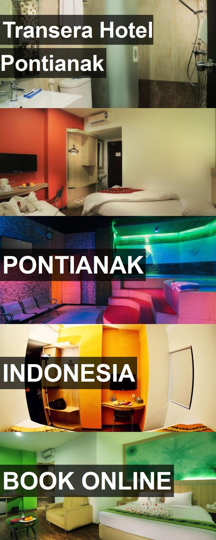 Hotel Transera Hotel Pontianak in Pontianak, Indonesia. For more information, photos, reviews and best prices please follow the link. #Indonesia #Pontianak #TranseraHotelPontianak #hotel #travel #vacation