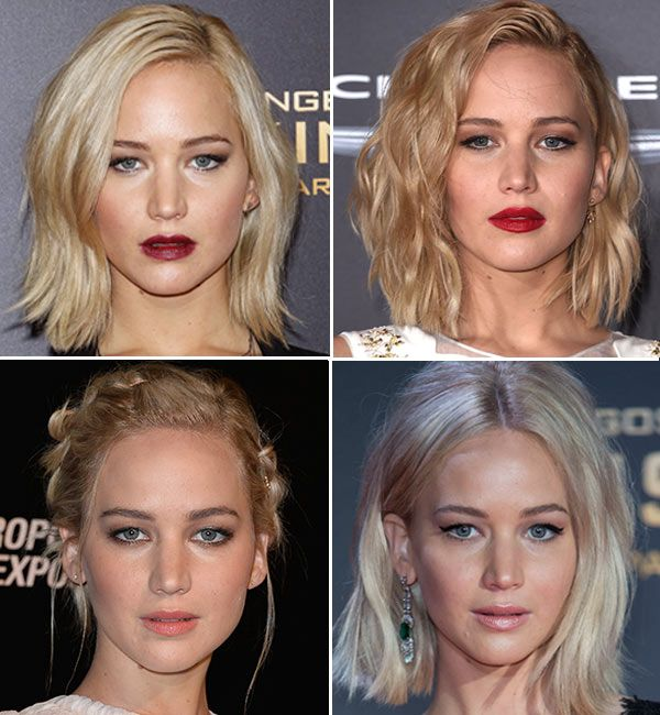 Jennifer Lawrence's Best Beauty Moments During 'The Hunger Games' Premiere