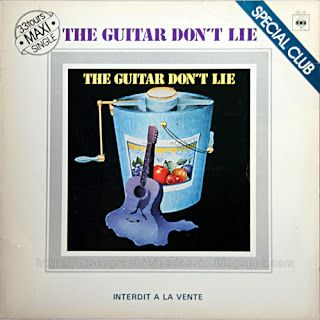 33 RPM - CBS SDC 38 - 1980 - The guitar don't lie